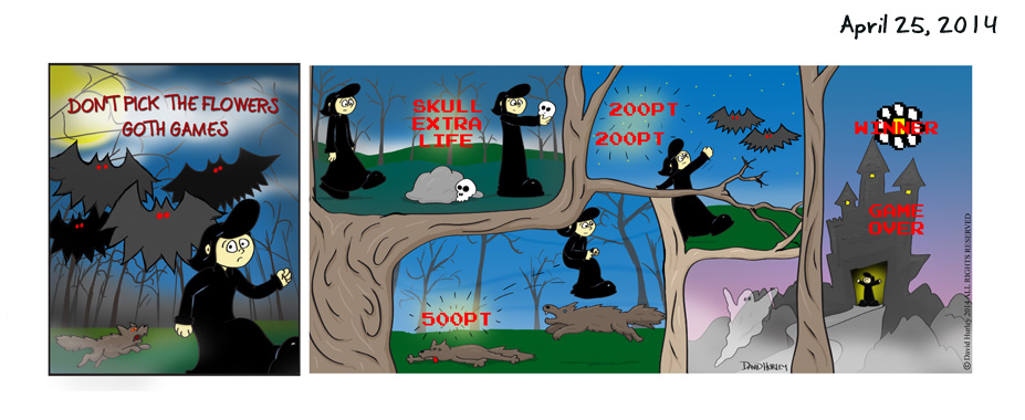 Goth Game (04252014)