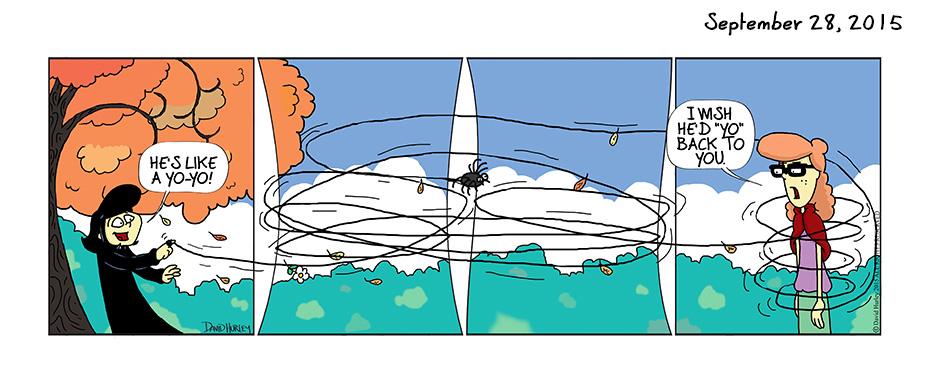 Yo-Yo Spider (09282015)