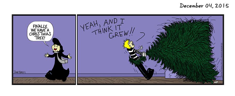 The Ever Growing Christmas Tree (12042015)