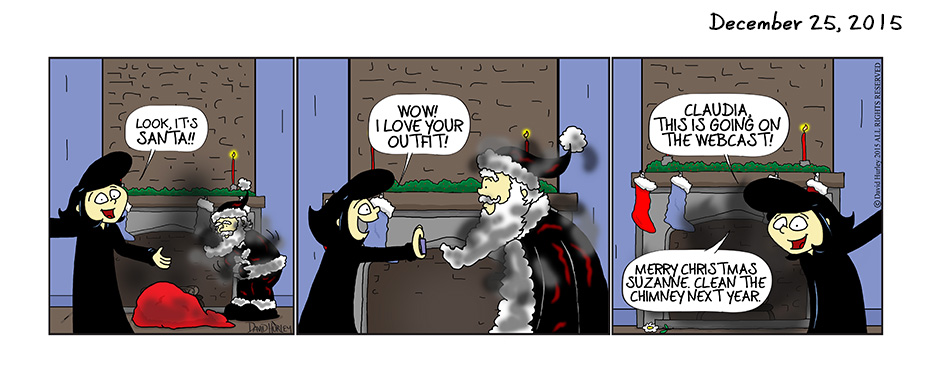 Merry Christmas, Santa (12252015)