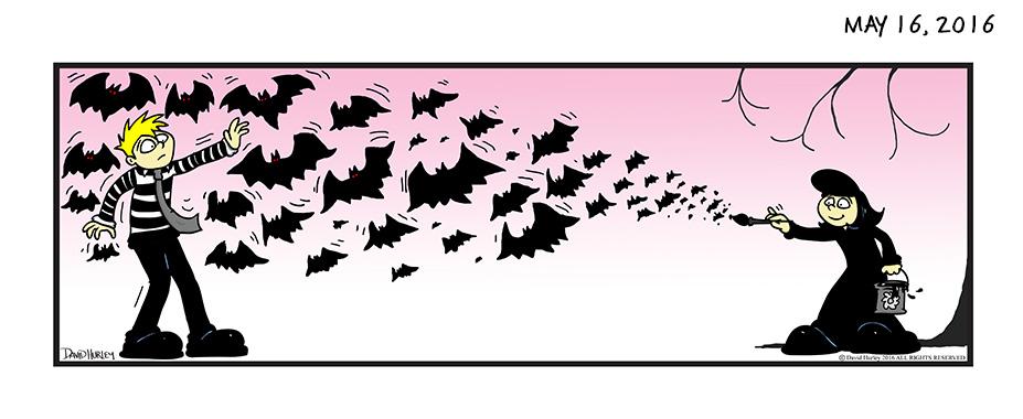 Painting Bats (05162016)