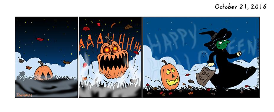Let the Festivities Begin: Happy Halloween (10312016)