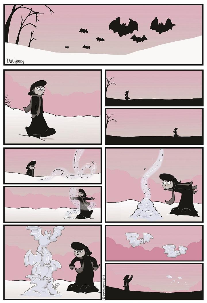 Snow Bats, Too (01152017)