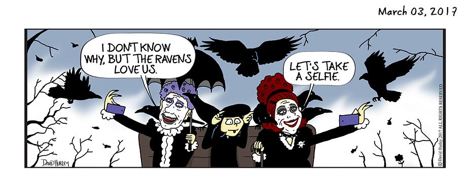 Ravens at the Park (03032017)