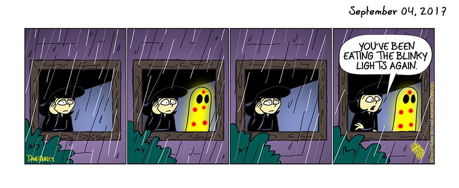 Blinky Ghost (09042017)