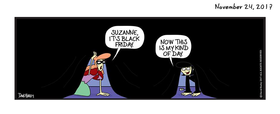 It's Black Friday (11242017)