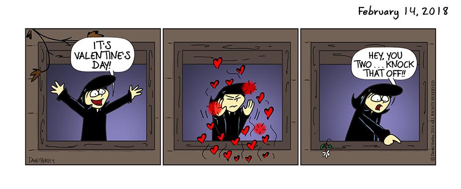 Valentine Smack (02242018)