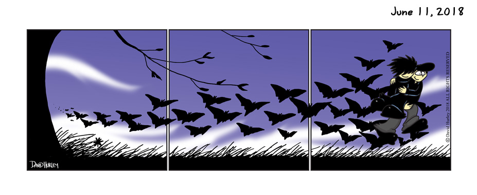 On The Wings Of Bats (06112018)