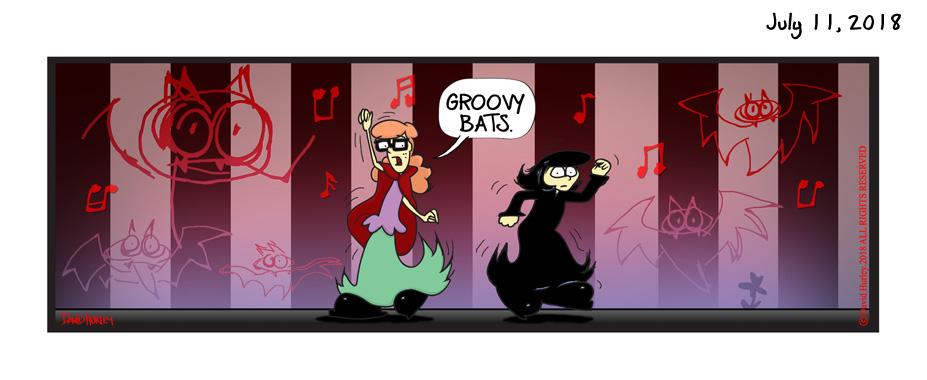 Groovy Bats (07112018)