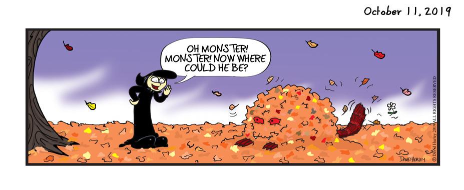 Oh, Monster! (10112019)