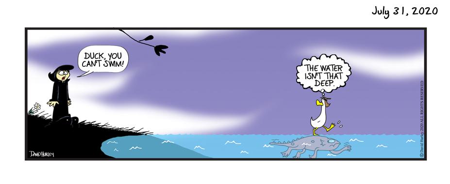 Friendly Waters (07312020)