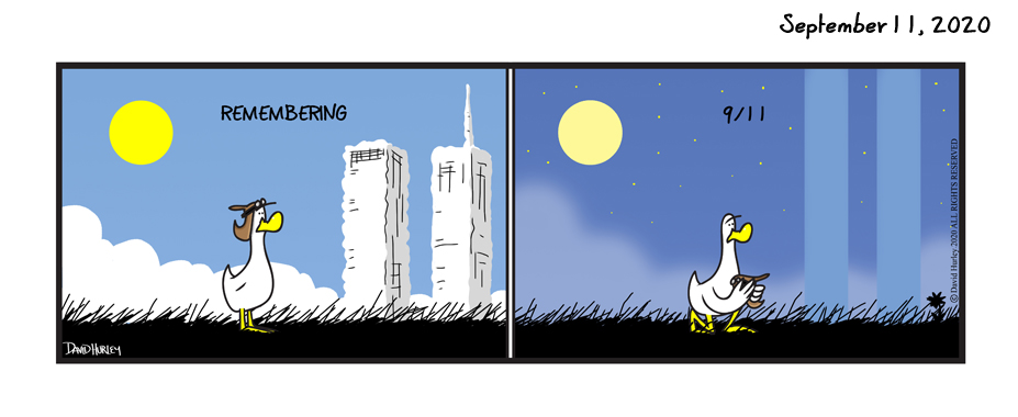 Remembering 9/11 (09112020)