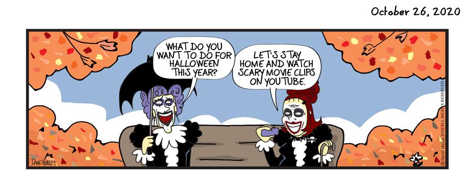 YouTube Halloween (10262020)