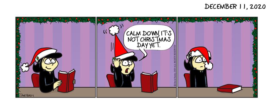 Calm Your Santa Hat (12112020)