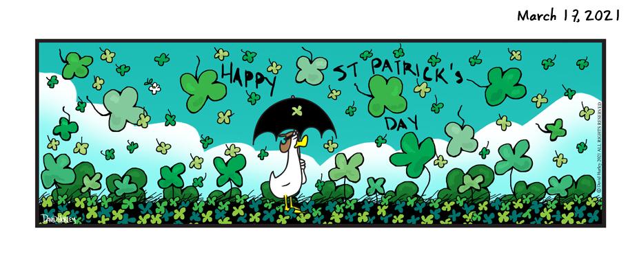 Happy ST Patrick's Day (03172021)